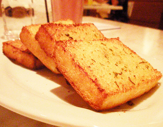 Spicy Garlic Bread picture