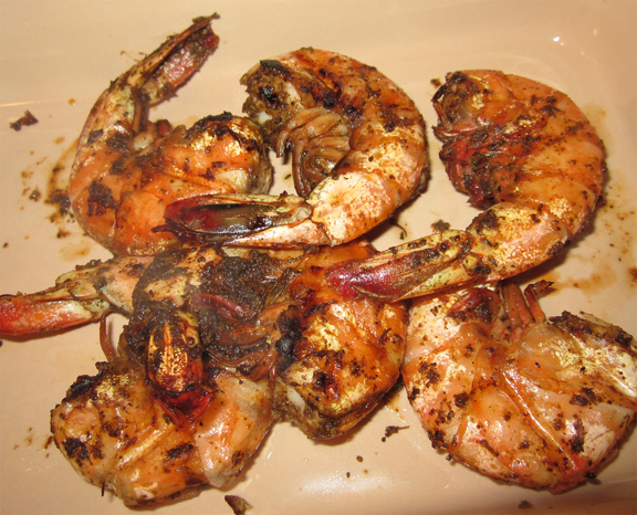 Spicy Grilled Shrimp picture