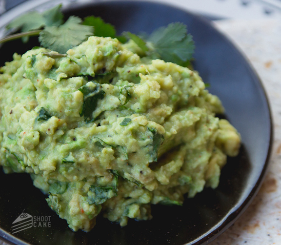 Spicy Guacamole picture