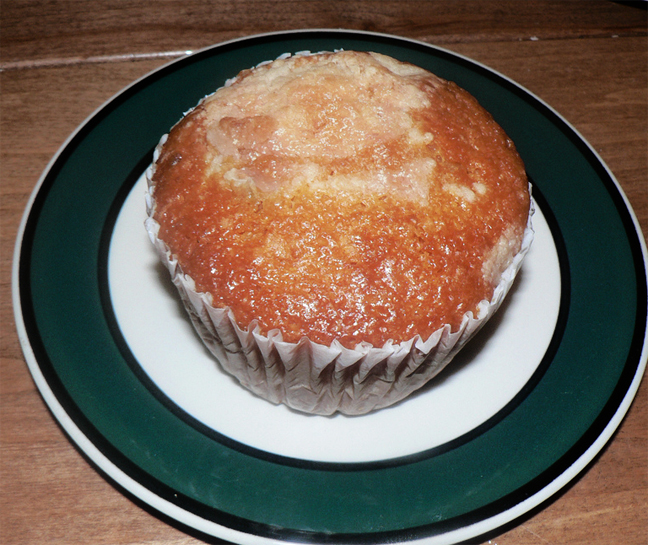 Spicy Mandarin Orange Muffins picture
