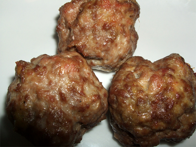 Spicy Meatballs picture