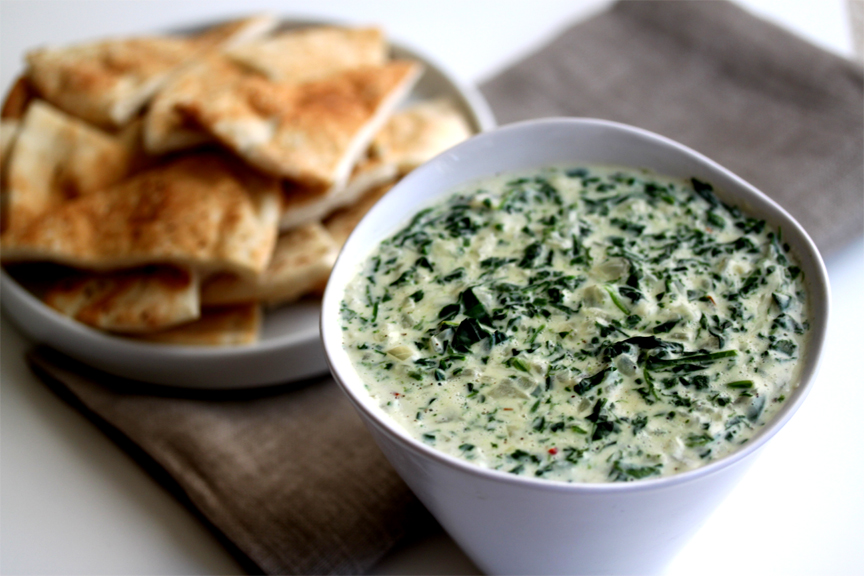 Spinach and Cheese Dip picture
