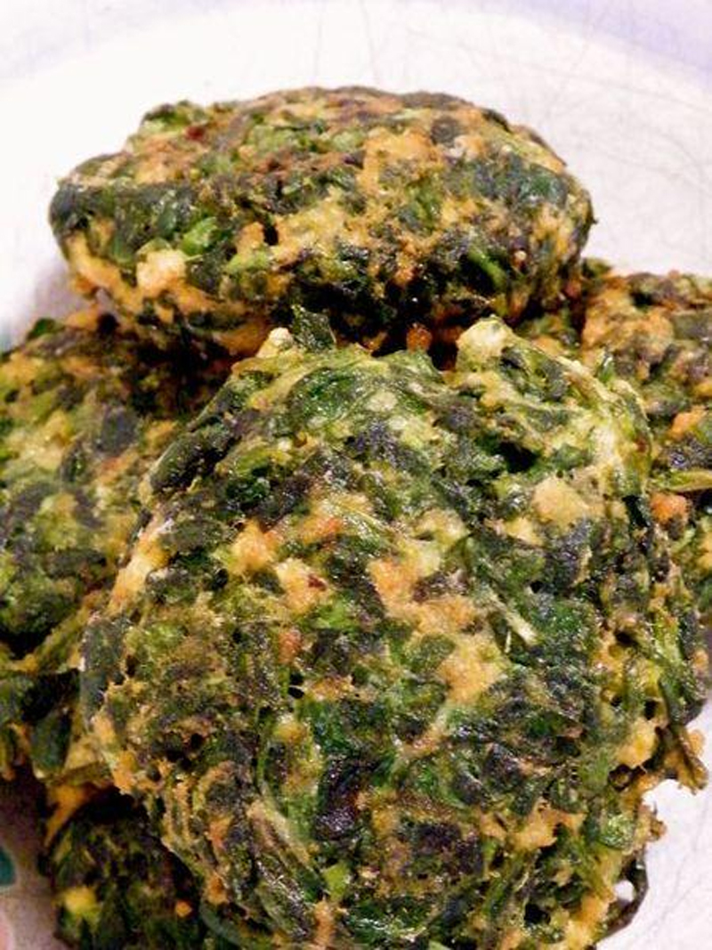 French Fried Spinach Balls picture