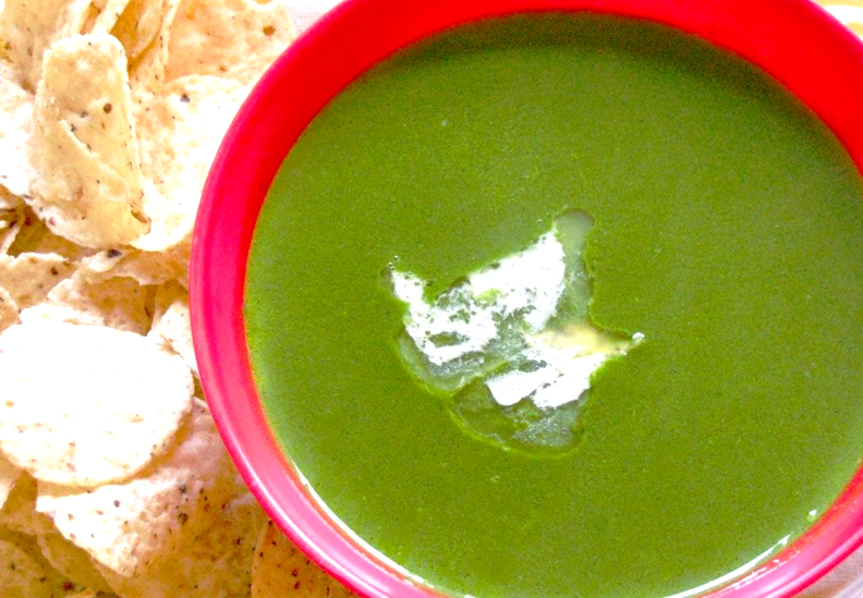 Spinach Soup picture