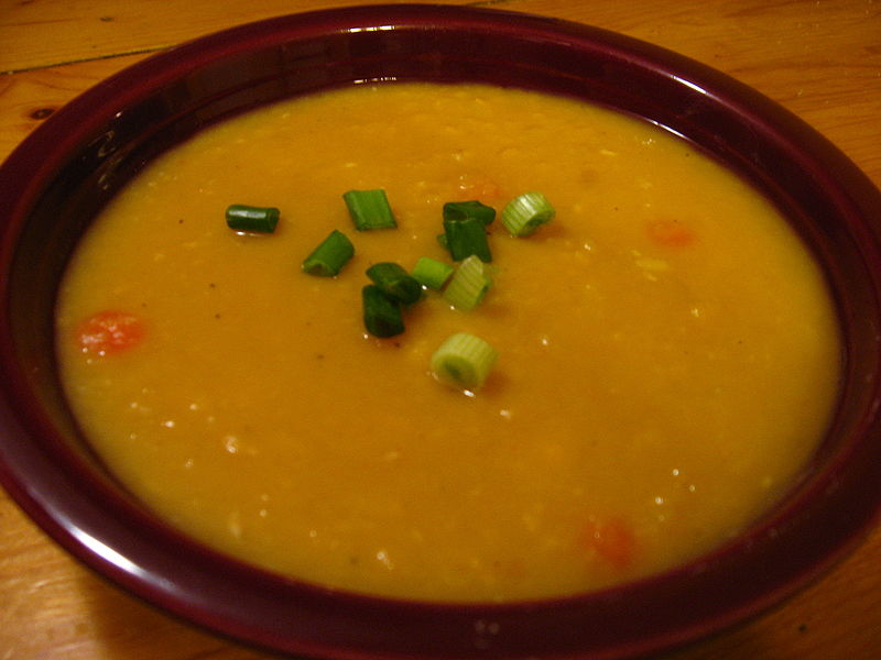 Easy Split Pea Soup picture