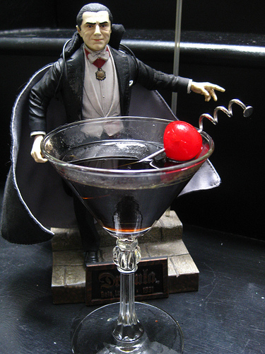 Spooky Martini picture
