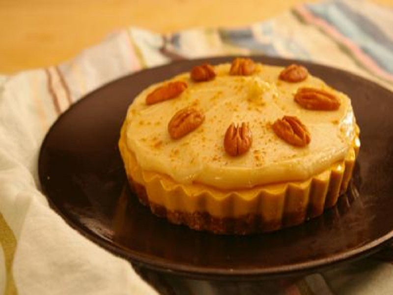Squash and Cheese Pie picture