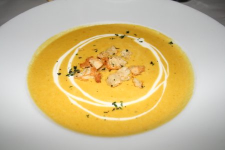 Winter Squash Bisque picture