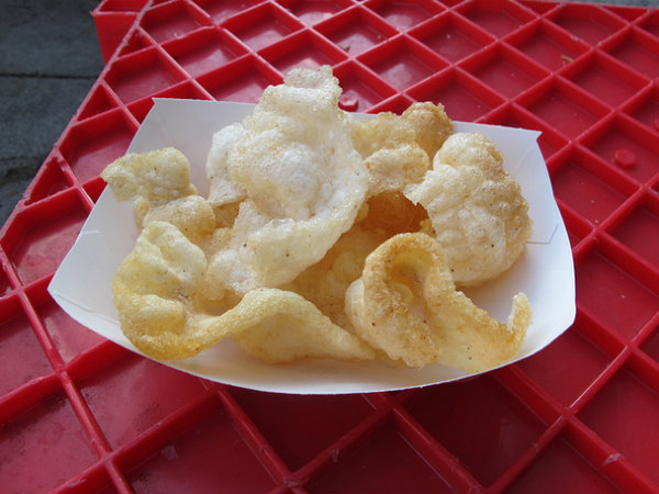 Deep Fried Shrimp Chips  picture