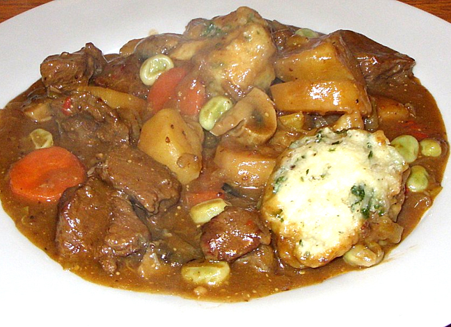 Steak And Kidney Stew picture