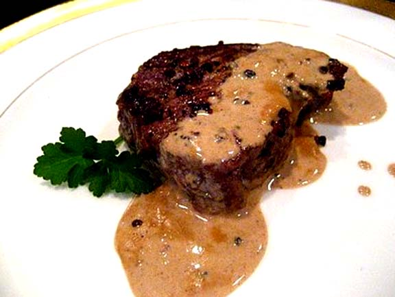 Steak Au Poivre picture