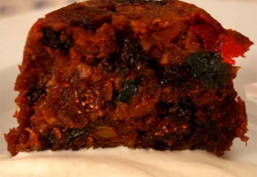 Rich Fig Pudding picture