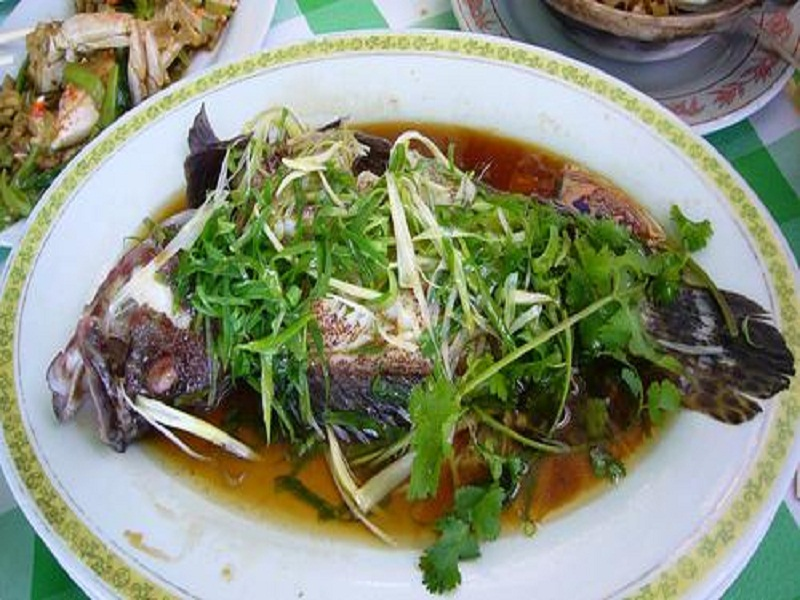 Steamed Fish picture