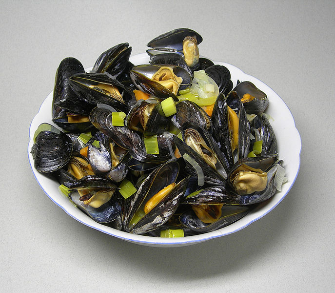 Steamed Mussels picture