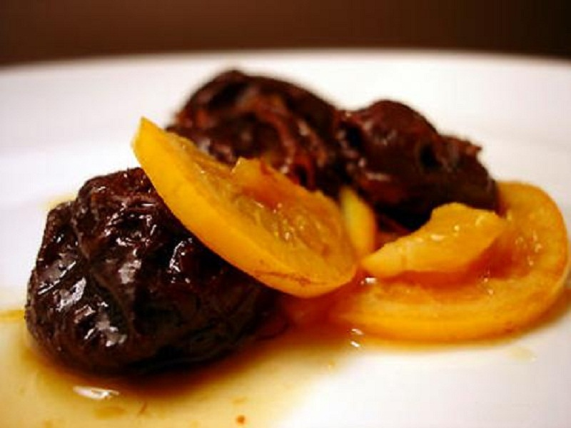 Stewed Prunes picture