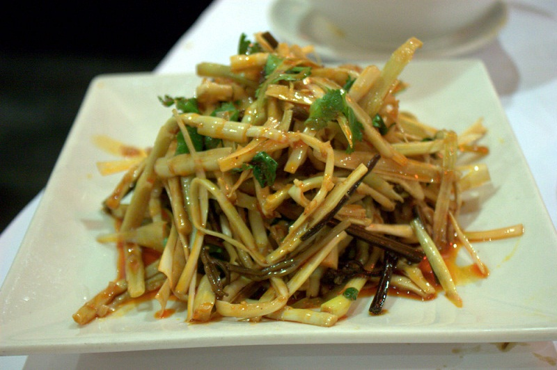 Stir Fried Bamboo Shoots picture