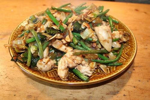 Stir Fry Chicken and Vegetables picture