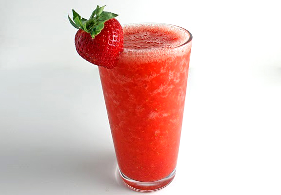 Strawberry and Pineapple Smoothie picture