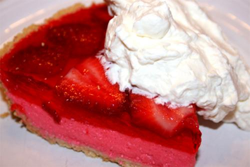 Easy Strawberry Jello Pie Filling picture