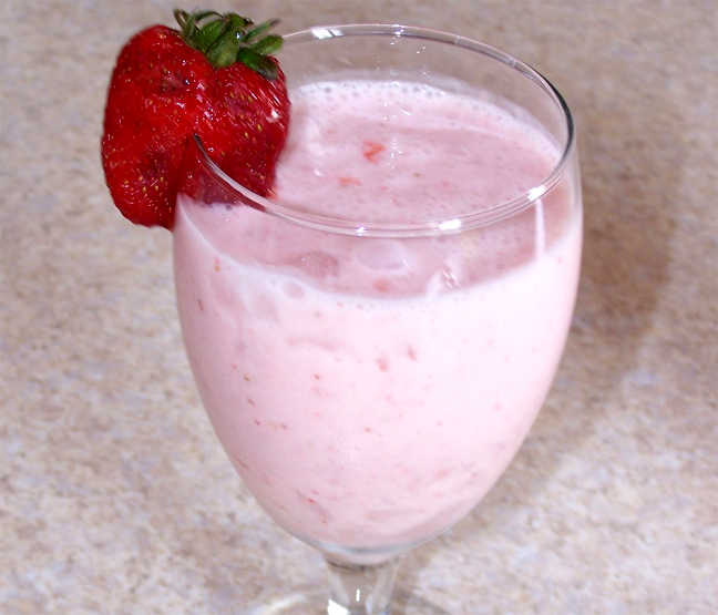 Strawberry Malted Milk picture
