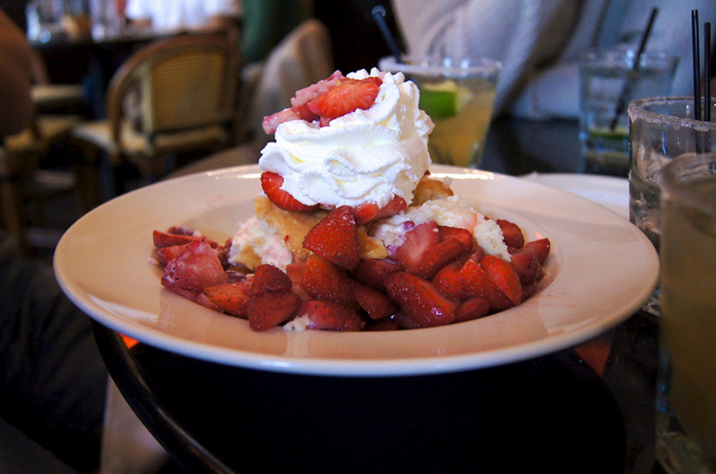 Warm Strawberry Shortcake picture