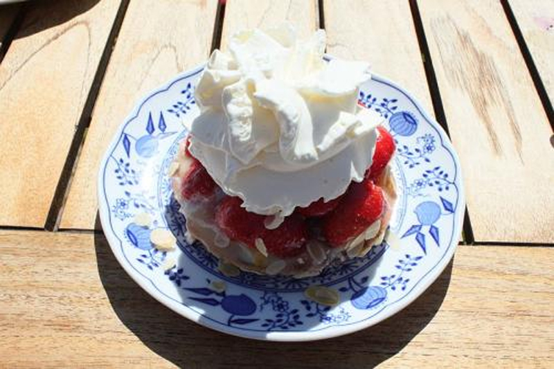 Old Fashioned Strawberry Shortcake picture