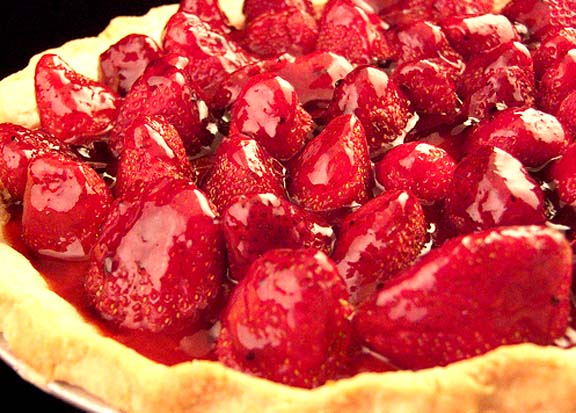 Strawberry Tart picture