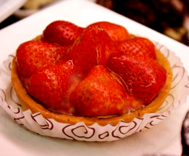 Strawberry Tarts picture