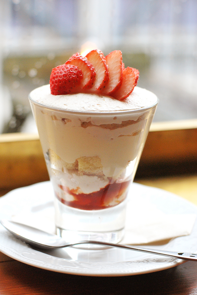Strawberry Trifle picture