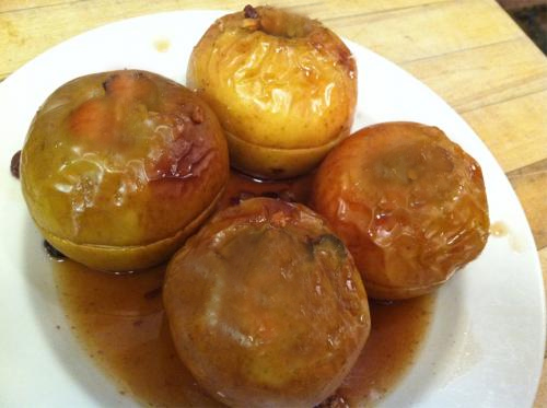 Stuffed Baked Apples picture