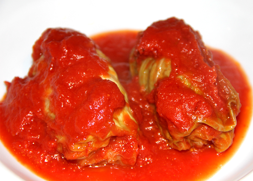 Stuffed Cabbage picture