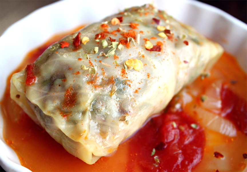 Stuffed Cabbage Rolls picture