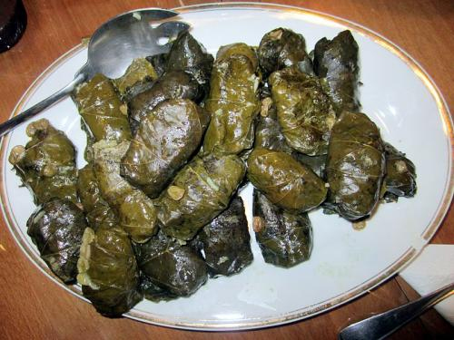 Stuffed Grape Leaves picture