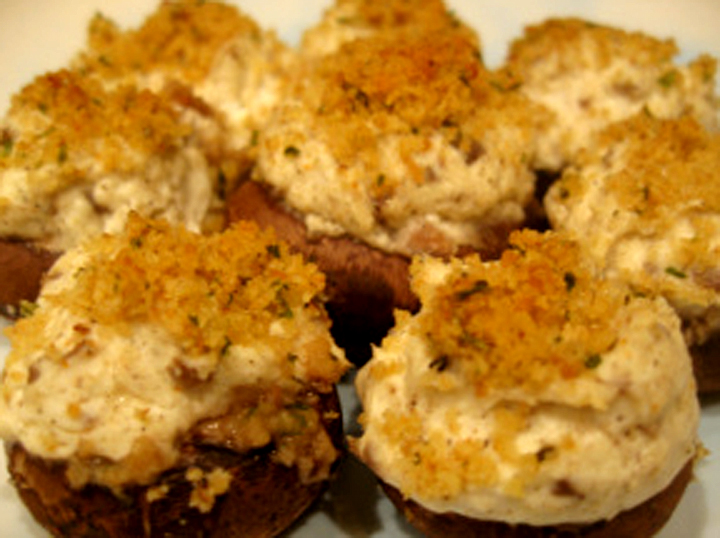 Stuffed Mushrooms picture