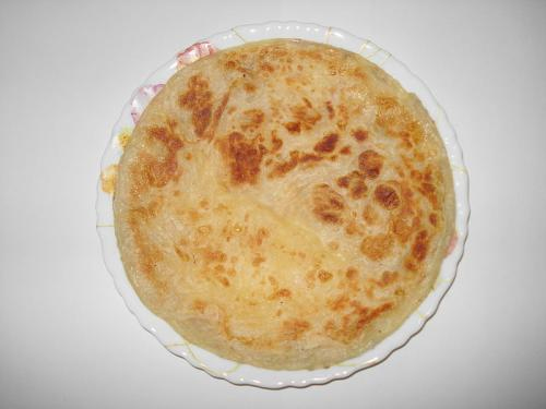 Stuffed Paranthas (Chapatis) picture