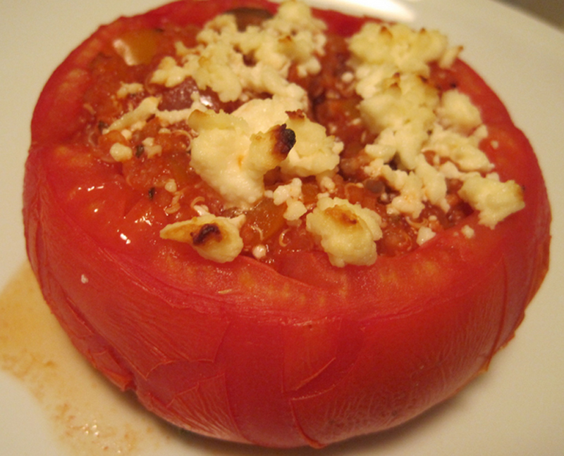 Grandma June's Baked Tomatoes picture