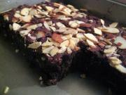 Almond Fudge Brownie