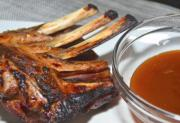Maple Glazed Spareribs