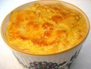 Authentic Sweet Corn Souffle