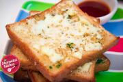 Easy Cheese Garlic Bread Quick Evening Snack 1017373 By Sharmilazkitchen