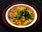 Chana Dal With Ghiya