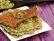 Moong Sprouts Pesarattu By Tarla Dalal