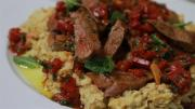 How To Make Lamb Steaks With Chermoula Sauce 1006293 By Videojug
