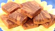 Chocolate Butterscotch Swirled Fudge 1016829 By Usafireandrescue