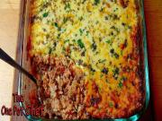 Bolognese Rice Bake
