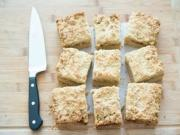 Apple Pie Crumb Bars Recipe