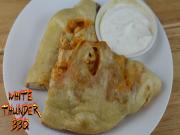 Buffalo Chicken Calzones On The Kettlepizza