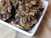 Chocolate Peanut Butter Cup Bark