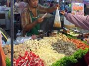 Inside A Thai Night Market