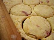 Baking Powder Ham Biscuits